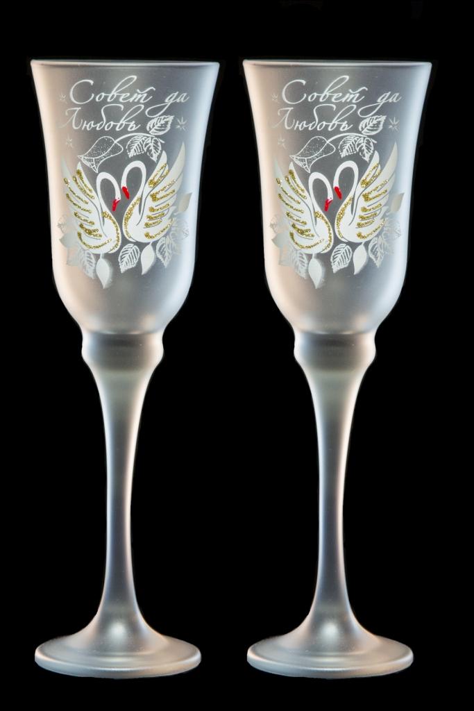 Оптовая продажа свадебных бокалов,фужеров,бокалов для шампанского